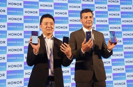 Honor 10 Lite India Launch Executed by Vibgyor