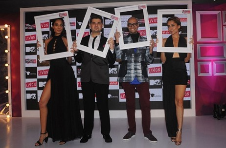 'India's Next Top Model' Returns for Season 2; Press Launch by Vibgyor with Anusha, Dabboo & Lisa