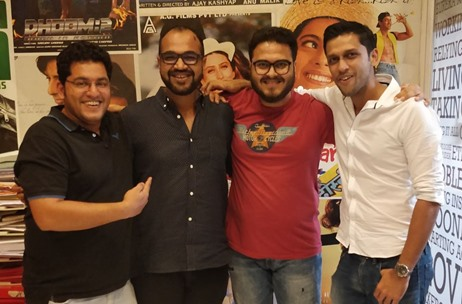 Vinay Agarwal Moves On From His Role at Twisted Entertainment, Joins BookMyShow as AGM, LIVE Events