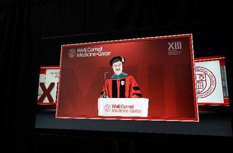 Creative Technology Curates the First-Ever Virtual Graduation Ceremony for a Qatar Based University