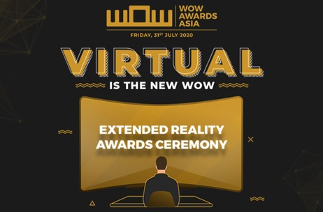 WOW Awards Asia Moves Towards an Extended Reality Award Ceremony in Light of COVID-19