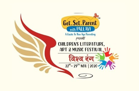 Vishwarang Children's Literature, Art & Music Festival to be Held Online From November 22 to 29
