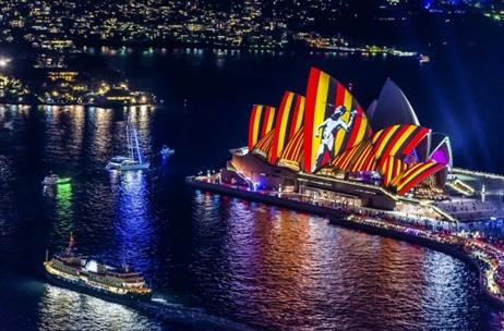 Vivid Sydney 2018: World's Largest Festival Of Light, Music, And