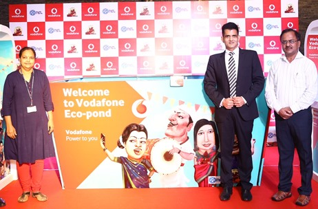 'Vodafone Eco-Ponds' Initiative to Make Ganeshotsav Celebrations Environment Friendly in Pune