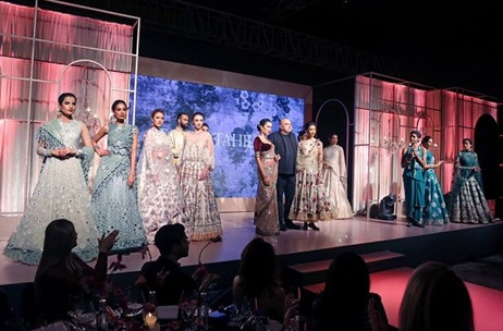 Vogue Celebrates a Fashionable 10 Years in India with a Glamorous Fashion Series 'Vogue Atelier'