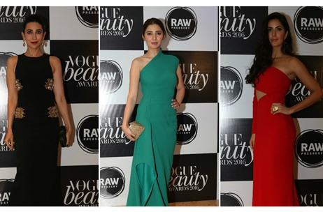 Showhouse Sets the Stage for 7th Vogue Beauty Awards with Katrina, Karisma & Mahira