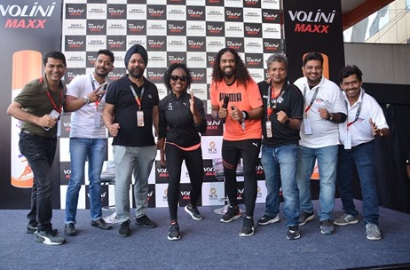 AVS India Curates & Executes Setups for Puma, Volini Maxx & Tata Motors at ADHM 2019