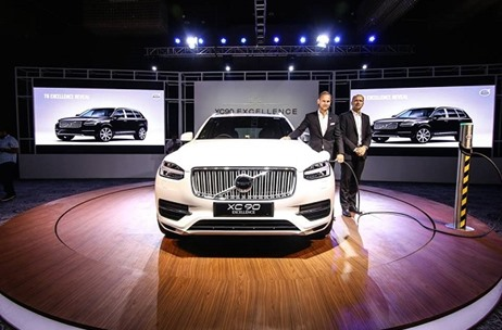 70 EMG Integrates Luxury, Art Gallery and Installation @Volvo XC90 Excellence Launch