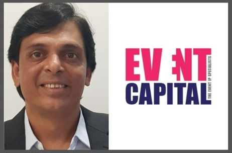 Event Capital, a part of Laqshya Media Group Company Appoints Janak Vora as CEO