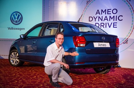 The Volkswagen Ameo Dynamic Drive: Curated by 70EMG from Pune to Wai For Media Profs & Bloggers