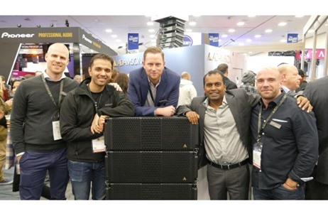 SOUND.COM Chooses Adamson System Engineering to Bring a Brand New Experience in India