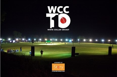 Story introduces 'White Collar Cricket' to the corporate world