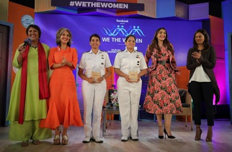 Barkha Dutt Unveils 'We The Women' Debut Festival for Facebook and UN Women In Bengaluru