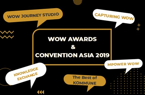 Highlights from the 11th Edition of WOW Awards Asia