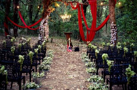 Forest Wedding | Woodland Wedding An Enchanting Forest Wedding In Naukuchiatal By