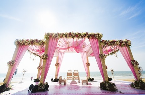 Krayonz Entertainment Creates A Magical Experience For This Destination Wedding