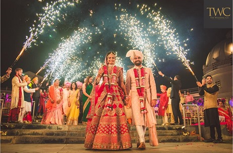 A Gorgeous Pune Wedding Planned and Executed by The Wedding Co.