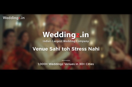 """Venue Sahi Toh Stress Nahi"" - OYOs Weddingz.in Launches its First Digital and OOH Campaign"