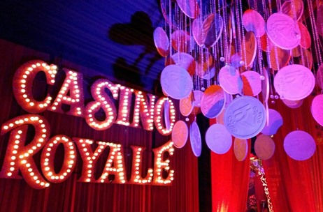 A Glamorous Casino Royale Themed Diwali Cards Party - By Q Events by Geeta Samuel!