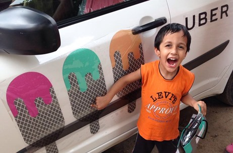 #UberIceCream 2016 With Magnum Spread Happiness in 400 Cities Across 69 Countries