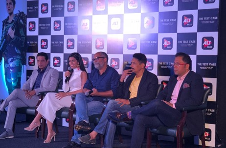 Think Events Manages the Press Launch of 'The Test Case' by ALTBalaji
