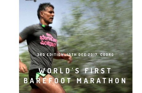 Maximus & Coorg Wellness Foundation's Barefoot Marathon Film Selected for IMF Mountain Film Festival