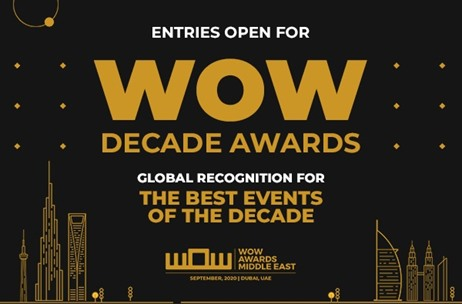 WOW Awards ME Launches WOW Decade Awards: A Once In A Decade Celebration!
