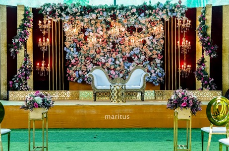 Maritus Creates Intimate Wedding with 'I Do!' Theme Amidst Covid-19