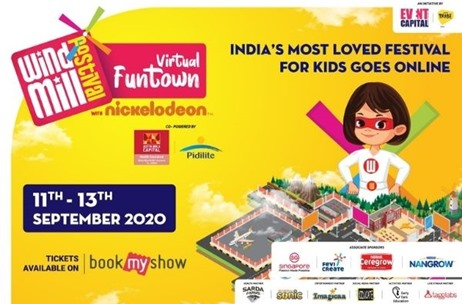 Event Capital and Tribe Asia Announce New Dates for 'Windmill Festival Virtual Funtown'