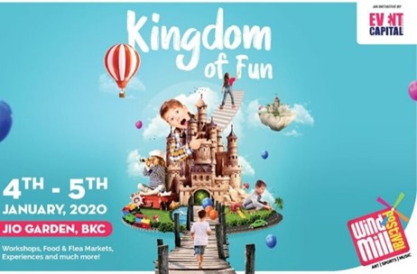 Event Capital Gears Up for the 4th Edition of Windmill Festival for Kids