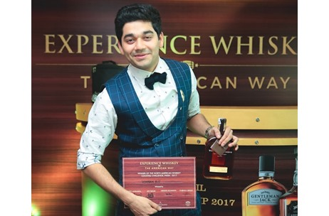 Delhi Mixologist Wins Country's First North American Whiskey Cocktail Championship by Brown-Forman