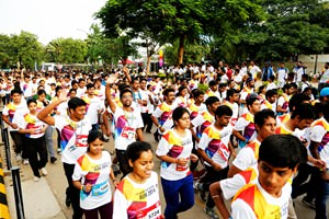 The Spirit of Wipro Run sees 1,52,000 participants