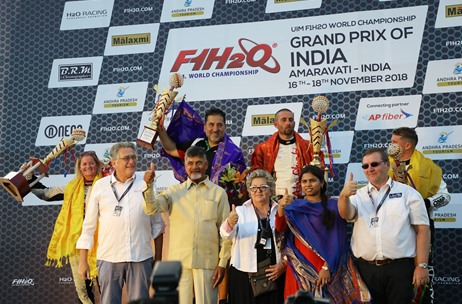 35th Edition of F1H20 World Championship Pulled Off by Wizcraft