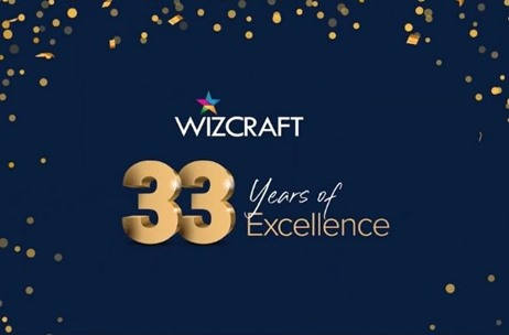 Wizcraft Co-founders Celebrate its 33rd Anniversary with Video Message to Wizzes Across All Regions