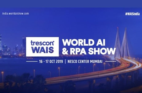 India's Premier AI Conference World AI & RPA Show Back with Its 2nd Edition in Mumbai