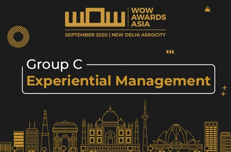 WOW Awards Asia 2020 Experiential Management Jury Revealed!