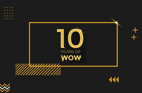 Celebrating 'LEGACY' at the 10th Edition of WOW Awards Asia