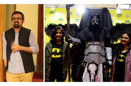 WATCH VIDEO: Jatin Varma Shares 5 Reasons to Attend Maruti Suzuki Delhi Comic Con 2017