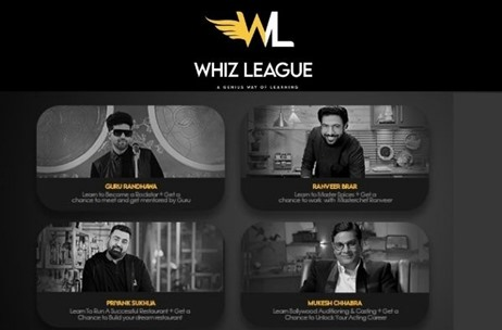 E-learning Platform Whiz League Takes Wing With Expert Inputs and Potential Collaboration