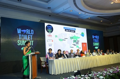 'World Toilet Summit 2018' an Initative Highlighting the Journey of Swachh Bharat Abhiyan