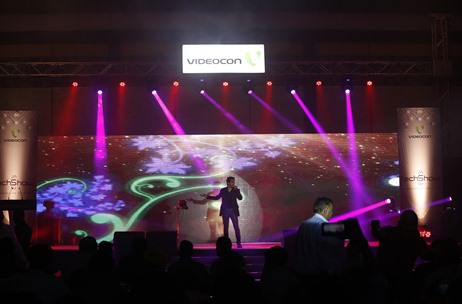 Marketing Solutions Executes Videocon Tech Show at Aamby Valley