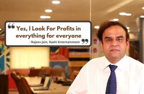 Rajeev Jain, Rashi Entertainment Reveals his Strategies During the Pandemic, Predictions & More!