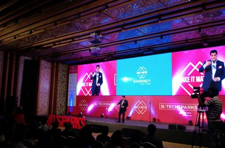 BrandAid Events Weaves the Startup Universe Together at TechSparks 2017