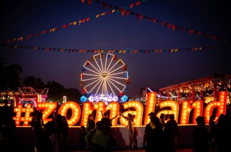 Zomato Brings India's Most Unforgettable Food Carnival 'Zomaland' for Food Enthusiast in the Country