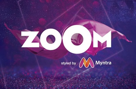 Myntra Turns Official Style Partner for Zoom in First of its Kind Brand Association in India