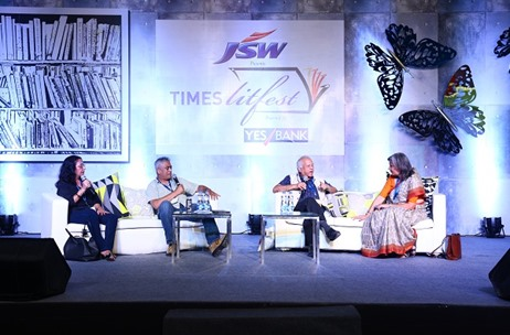Pentagon Manages Presenting Partners at Zee Jaipur Literature Festival & Times Lit Fest