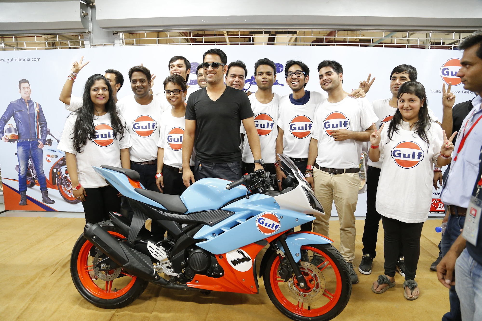 Ten automotive brands leverage the 1st ever Bike Festival of India
