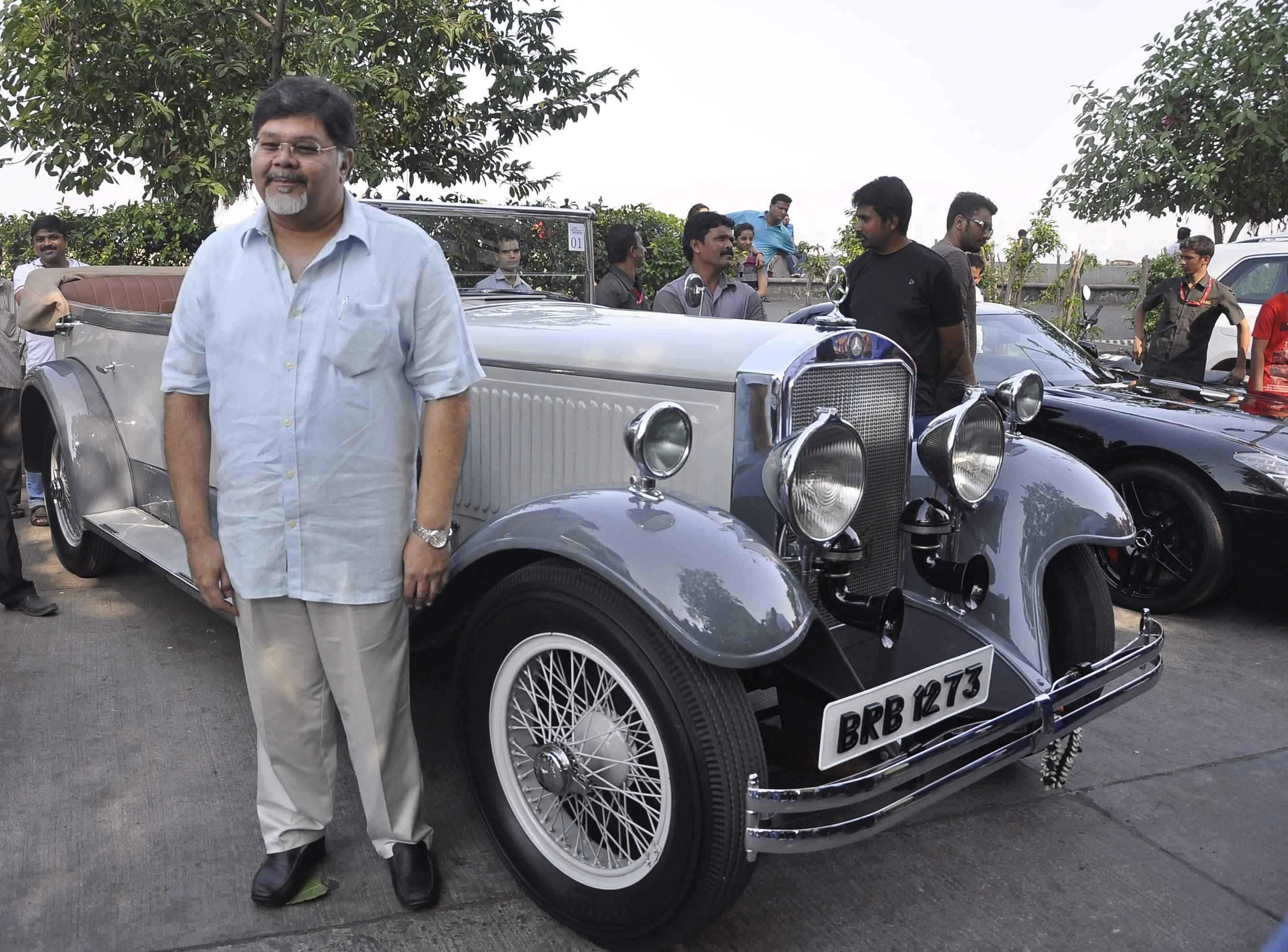 Mercedes-Benz India celebrates 120 years of Motorsport with Classic ...