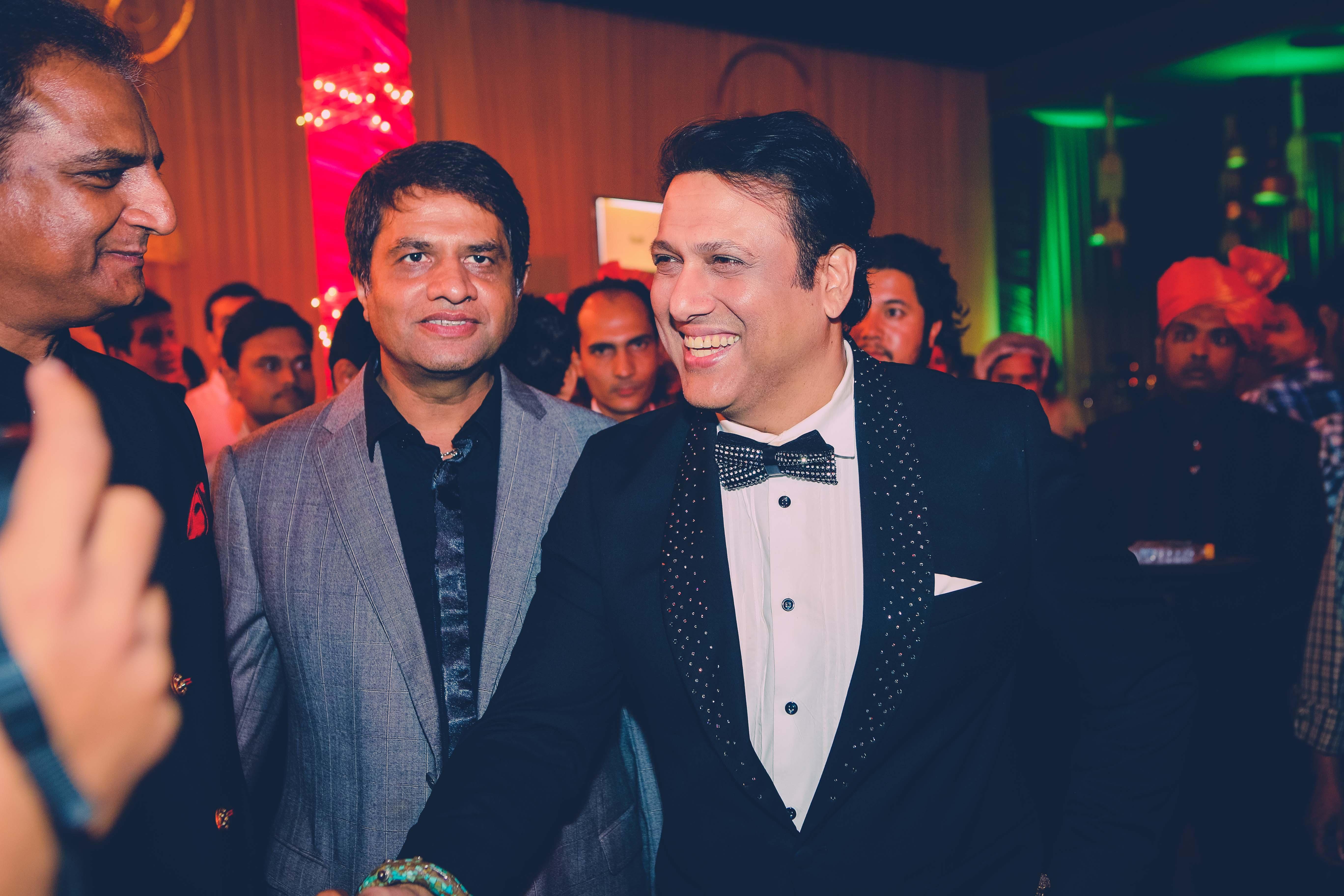 Neil Nitin Mukesh & Govinda bedazzle Payal & Nihar
