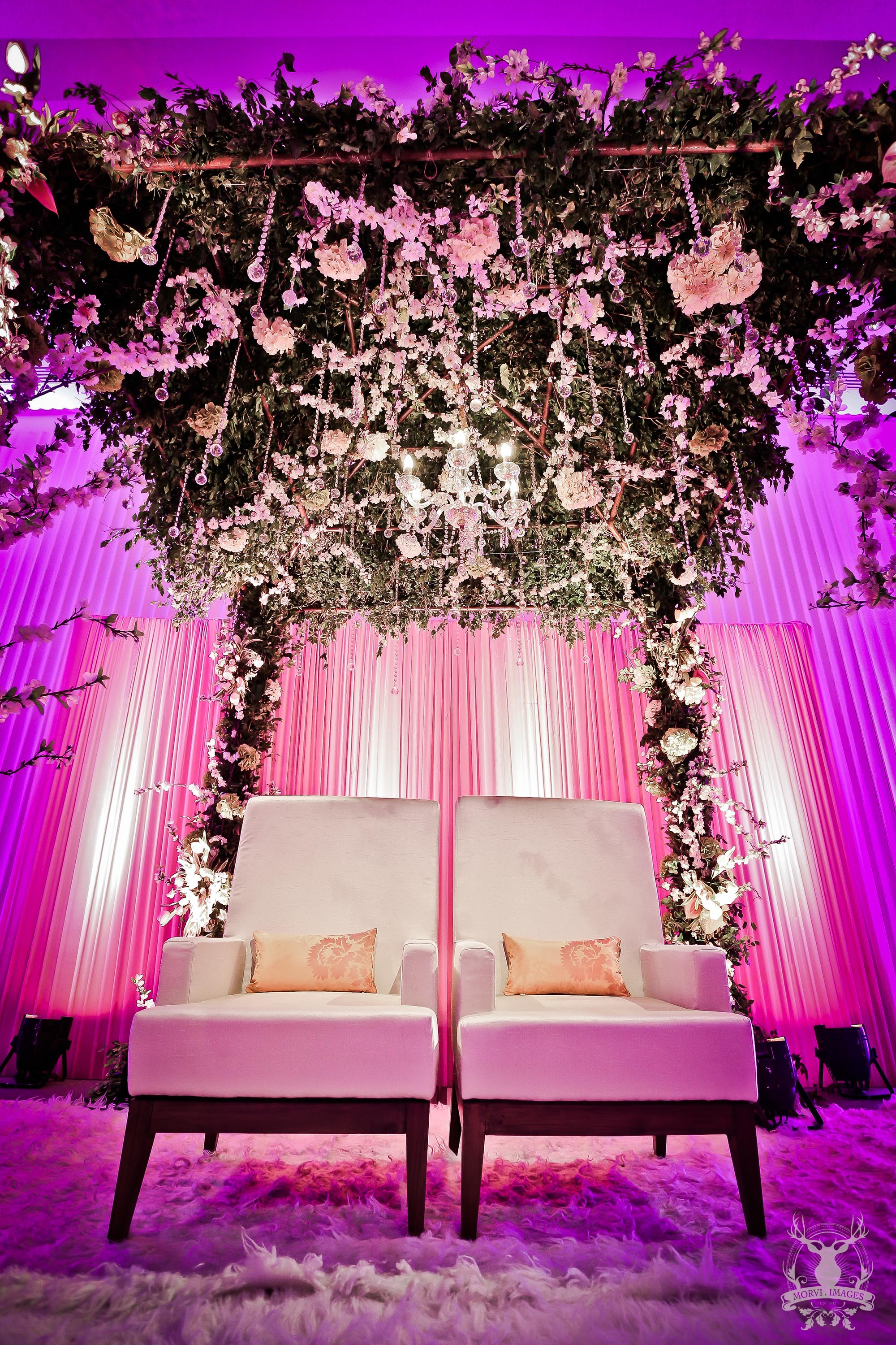 PINK INDULGENCE: A Fairytale Engagement by Red Velvet Events!